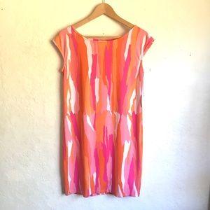 Tori Richard Honolulu Walking on Sunshine Dress XS